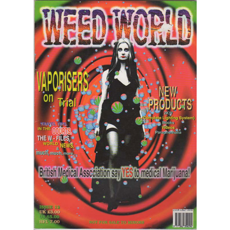 Weed World Magazine Issue 12