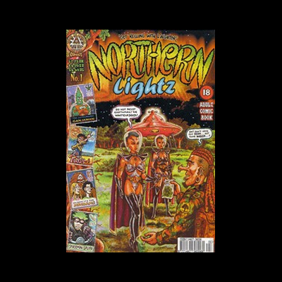 Northern Lightz Issue 01