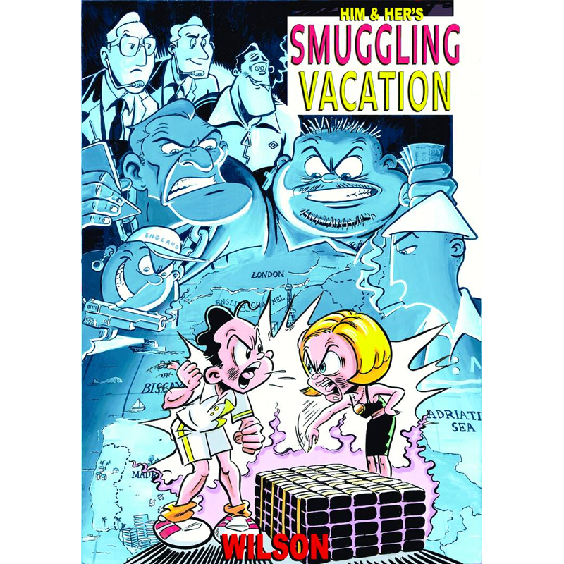 Him & Her's Smuggling Vacation