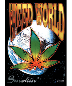 Weed World Magazine Issue 1 - Hard Copy