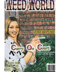 Weed World Magazine Issue 19