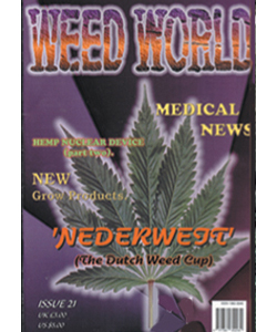 Weed World Magazine Issue 21