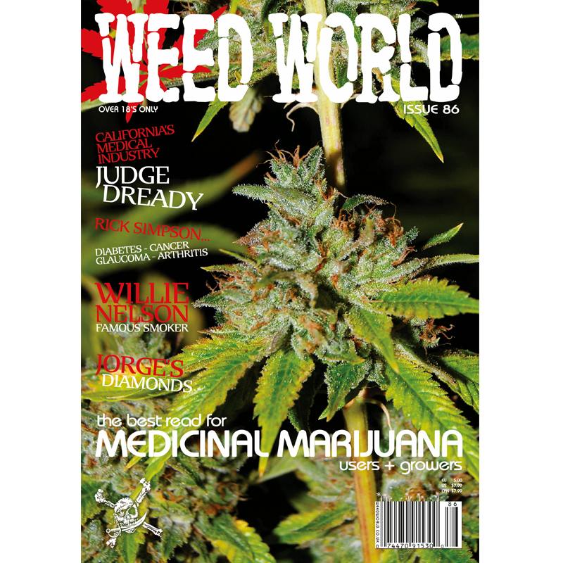 Weed World Magazine Issue 86